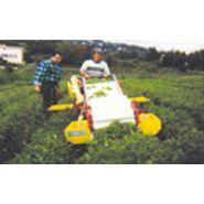 Récolteuse de plantes aromatiques PAM - Autran & MAB - Moteur 8 à 18 CV