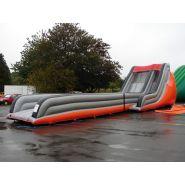 Aqua slide 400 pente 45° gonflable