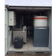 Location - chaudiere fuel c-300-f pour besoin provisoire : panne, process....
