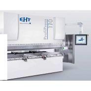 ProfiPress - Plieuses pour blanchisserie - Trumpf - Capacité de charge peut atteindre 2 000 kN/m