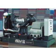 Série Open Groupes électrogènes Industriel - AEM -  9 à 650 kva 50/60hz