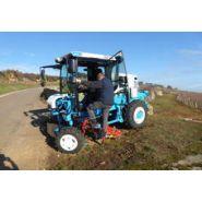 809 T4I - Tracteur enjambeur - Bobard - à  4 Roues motrices à transmission hydrostatique