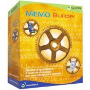 LOGICIEL D'ENVOI DE MESSAGES SMS / E-MAILS - MEMO BUILDER
