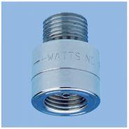 Dispositif anti-siphonnage S8C - Watts eurotherm - Corps : laiton chromé - Pression maximum : 10 bar