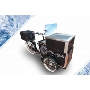 VELO TRIPORTEUR ICE CREAM ROLL (GLACE)