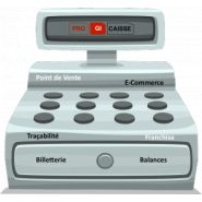 Logiciels d'encaissement - Progidys - E-Commerce