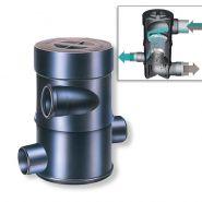 6129 - Filtres d'eau de pluie - DS plastics - Capacité de drainage 4.2 L/s