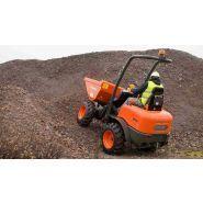 D150AHA Mini-Dumpers articulés - AUSA - 1500 kg