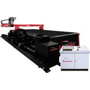 Machine de découpe plasma - md cut et coupe tube