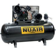 Compresseur à piston marche lente cylindre en v reservoir 270 litres