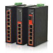 IGS-800 / 501S / 500 COMMUTATEUR GIGABIT 8 OU 5 10/100/1000BASE   1X SFP 100/100