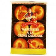 TARTELETTES CRÈME CATALANE - RÉF : 074210