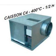 VMCM 600 à 1600 EC - Caisson de ventilation - Piair2 - extraction agréé 400°C-1/2 h