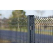 Axyle® cs et cd - clôtures en panneaux rigides