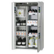 K-LINE armoire anti-feu - Asecos - Pour stockage des liquides corrosifs et inflammables