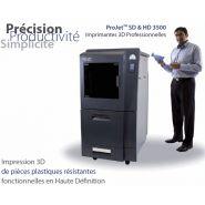Machine de prototypage 3d