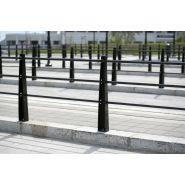 553.900 - Barrière urban - Pro urba - En acier galvanisé peint