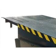 Rh3 niveleur de quai - inkema - lèvre télescopique 500 mm