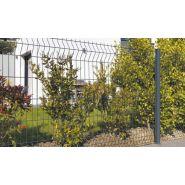 Axis® m - clôture en panneaux rigides