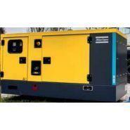 QES EU Groupe electrogene Industriel - Atlas Copco Gontrols - Model QES 85 à QES 500