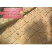 Bordure trois briques dim 107 x 47 cm moule à beton - harmony beton
