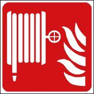 Panneau de signalisation - robinet d'incendie armé