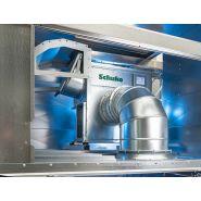 Ventilateurs industriels - Schuko 5.0 - Puissance du moteur : 1,5 à 110 kW
