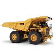 785d tombereau minier - caterpillar -  3512c hd cat