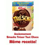 CéRéALES TRÉSOR TOUT AU CHOCOLAT