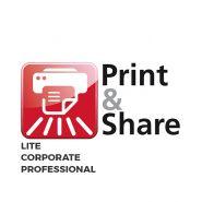 PRINT & SHARE LITE / CORPORATE / PROFESSIONAL