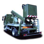 VT 48 NEXSHD Camion nacelle télescopique - Klubb - 16M sur Poids lourd