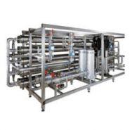 Purificateur d'eau pure fusion pour laboratoire