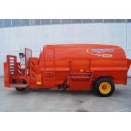 PONY 3W ME SELF - Mélangeuse agricole - Seko - Capacité de 5 m³ à 11 m³