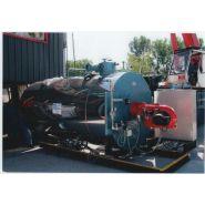 Chaudière vapeur rouanet 1600 kg/h - 10 bar - de 2005