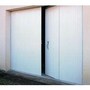 Porte de garage pliante Janiclos / accordéon / en PVC