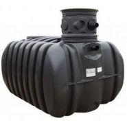 Cuve à eau 5000 litres à enterrer avec filtre réf. 35071rld
