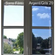 FILM D'INTIMITÉ ARGENT/GRIS 20 MIROIR SANS TAIN - SAINT-GOBAIN