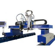 MultiTherm - Machines d'oxycoupage - Messer - Vitesse de coupe jusqu'à 35 m/min