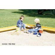 BAC à SABLE - 159503 HAGS