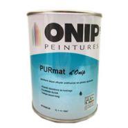 PURmat d'Onip - Peinture de finition et fonds - ONIP - Rendement : 12 m² / L par couche