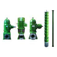 6″ - Pompes centrifuges verticales - Pompe Zanni - Débit maximal : 68 m3/h