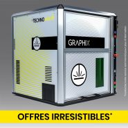 MACHINE DE MARQUAGE LASER GRAPHIX