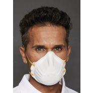 414210 - Masque respiratoire M@NDIL SL FFP1 D - Ekastu safety - Confort et sécurité avec résistance respiratoire extrêmement faible