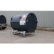 STATION TRANSPORTABLE FUELSTORE 500 LITRES