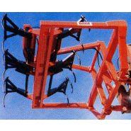 CAROLEV 2403 F - Manipulateur de bottes rectangulaires - Bugnot - Châssis fixe, en forme de L couché