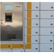 Casier click and collect - Mobile Locker - Intelligent et multifonctionnel