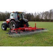 Harrow - herses à dents agricole - ag - poids 306 à 700 kg