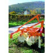 Vario - Cultivateur agricole - Braun Maschinenbau - Largeur de travail 800 à 2200 mm