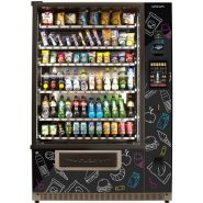 Distributeur foodbox touch long - snack, sandwich, boissons froides