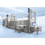 Lavage seaux - Laveuses industrielles alimentaires - Colussi Ermes - jusqu'à 500seaux